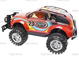 Машинка инерционная «Джип», 3 вида, 6898, детские игрушки