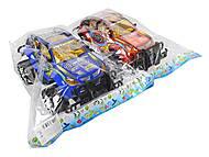 Машинка инерционная «Джип», 3 вида, 6898, фото