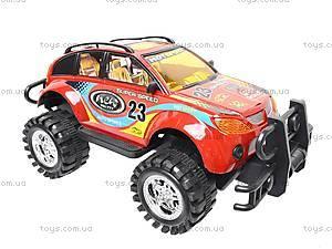 Машинка инерционная «Джип», 3 вида, 6898, магазин игрушек