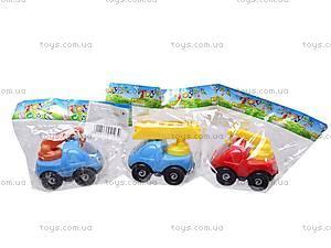 Машинка для детей «Стройтехника», 2188
