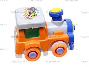 Машинка инерционная для деток, 663, отзывы