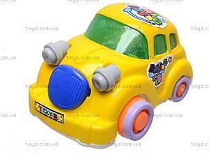 Машинка инерционная для деток, 663, детские игрушки