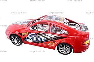 Машинка инерционная «Дорожная полиция», 2659, детские игрушки