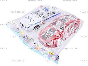 Машинка инерционная «Дорожная полиция», 2659