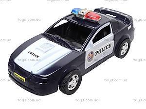 Машинка инерционная «Полицейская», 999-048C, цена