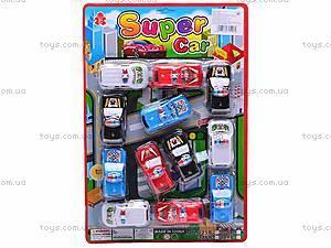 Машинка инерционная «Полиция», 329B, купить