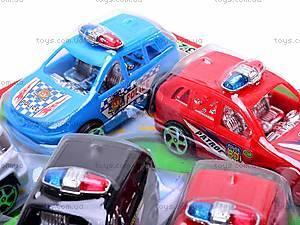 Машинка инерционная «Полиция», 329B, цена
