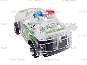 Машинка инерционная «Полиция», в шести видах, 902B, отзывы