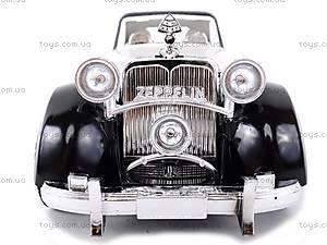 Машинка инерционная «Ретро», 6330, toys.com.ua