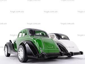 Машинка инерционная «Ретро», 6330, toys