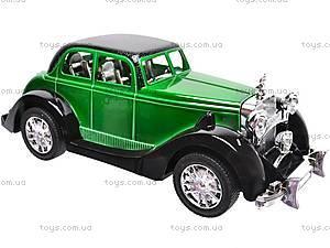 Машинка инерционная «Ретро», 6330, фото