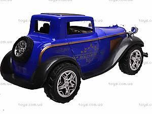 Машинка инерционная «Ретро» для детей, 909, фото