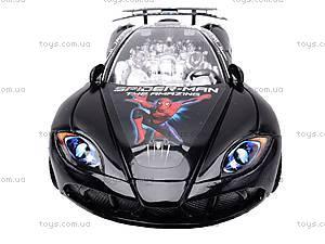 Машинка инерционная «Спайдермен», 3138F, цена