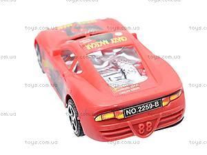 Машинка инерционная Spiderman, 2259-B, фото
