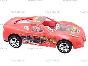 Машинка инерционная Spiderman, 2259-B, игрушки