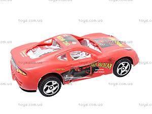 Машинка инерционная Spiderman, 2259-B, детские игрушки