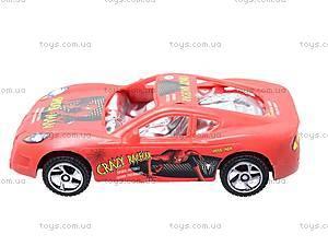 Машинка инерционная Spiderman, 2259-B, магазин игрушек