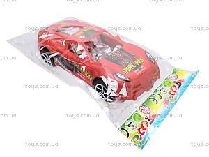 Машинка инерционная Spiderman, 2259-B, toys.com.ua