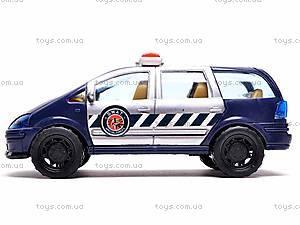 Машинка инерционная «SWAT», 999-064B, отзывы