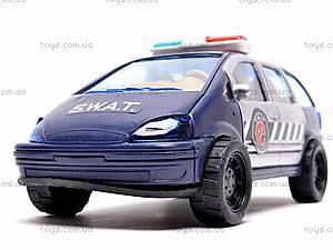 Машинка инерционная «SWAT», 999-064B