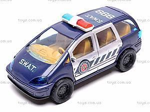 Машинка инерционная «SWAT», 999-064B, цена