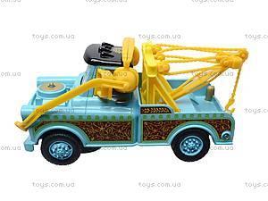 Машинка инерционная «Тачки», 767-292, фото