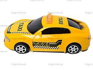 Машинка инерционная «Такси», 2111, купить