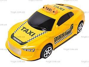Машинка инерционная «Такси», 2111, фото