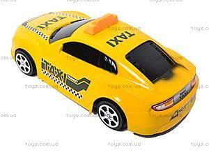 Машинка инерционная «Такси», 2111, отзывы