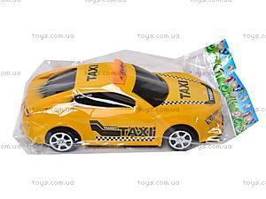Машинка инерционная «Такси», 2111, игрушки