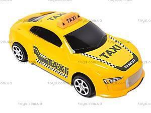 Машинка инерционная «Такси», 2111