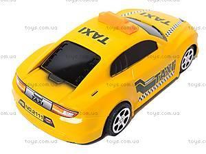 Машинка инерционная «Такси», 2111, детские игрушки