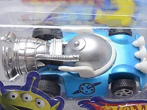 Машинка инерционная Toy Story, 168-1234, игрушки