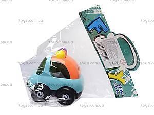 Машинка инерционная, три вида, 316D, детские игрушки