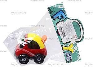 Машинка инерционная, три вида, 316D, toys.com.ua