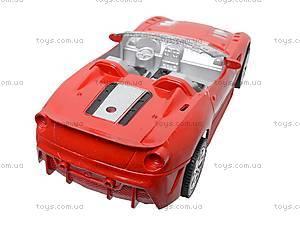 Машинка инерционная в трех видах, 5311-2, детские игрушки
