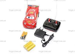 Машинка из м/ф «Тачки», с пультом управления, XZ035C, купить