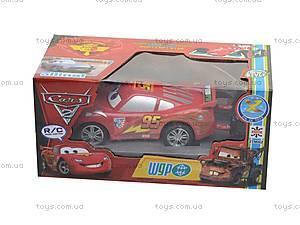 Машинка из м/ф «Тачки», с пультом управления, XZ035C, игрушки