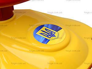 Машинка-каталка «Автошка» с украинской песней, 013117R,U24, магазин игрушек