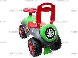 Машинка-каталка «Автошка» с интерактивным рулем, 013117/R,U/22, купить