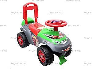 Машинка-каталка «Автошка» с интерактивным рулем, 013117/R,U/22, отзывы