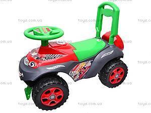Машинка-каталка для детей «Автошка», 013117R,U12, купить