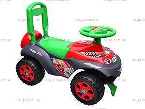 Машинка-каталка для детей «Автошка», 013117R,U12, магазин игрушек