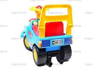 Машинка каталка с телефоном, 2490, детские игрушки