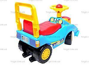 Машинка каталка с телефоном, 2490, магазин игрушек