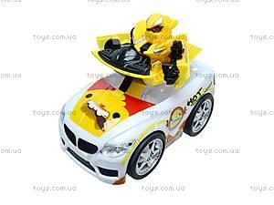 Машинка «Кибер-гонки» , радиоуправлении, 9453-D/F, купить
