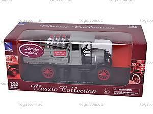 Машинка коллекционная Chevy Series D, SS-55023A, игрушки