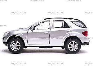 Машинка коллекционная Mercedez-Benz, 44803, купить
