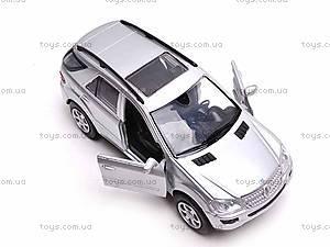 Машинка коллекционная Mercedez-Benz, 44803, игрушки