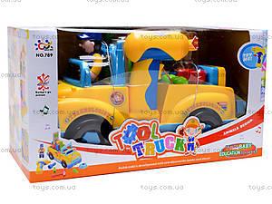 Машинка-конструктор, 789, детские игрушки